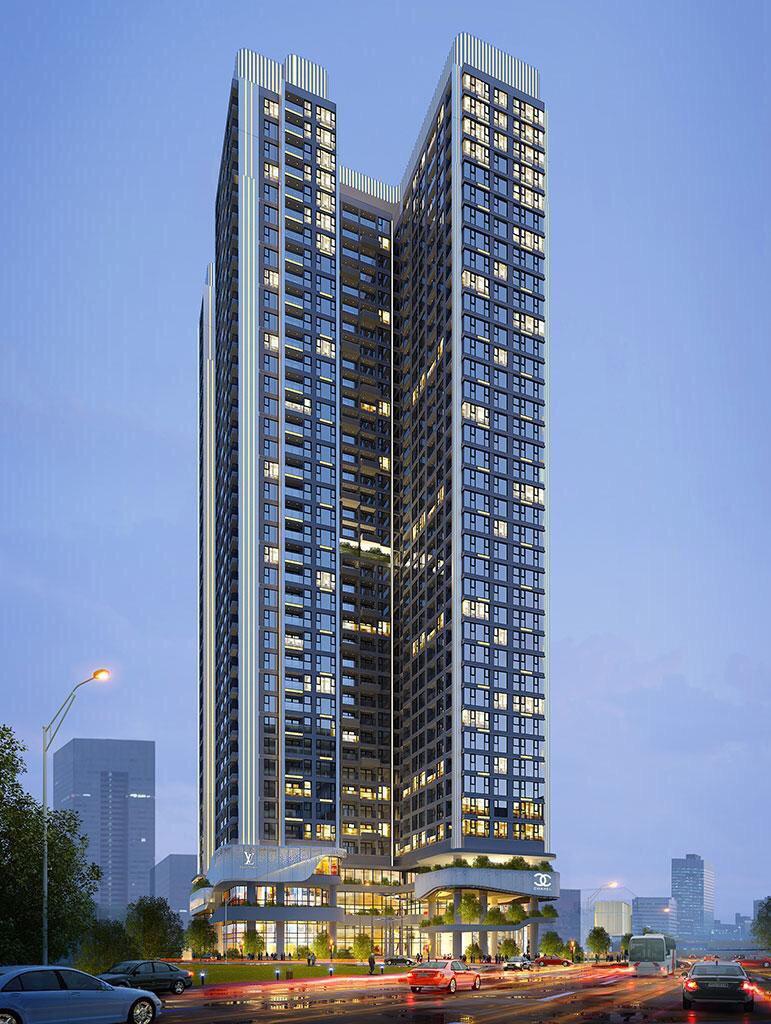 Dự án Hoàng Huy Grand Tower
