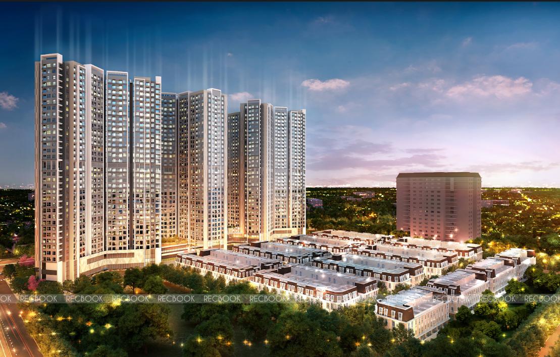 Dự án Chung cư Hoàng Huy Commerce
