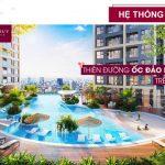 Nội khu chung cư Hoàng Huy Commerce có gì nổi bật ?