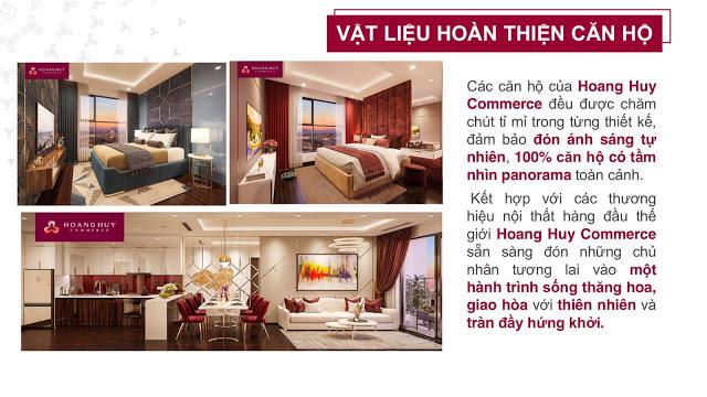 Thiết kế Chung cư Hoàng Huy