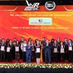 Tập đoàn Tài chính Hoàng Huy Hải Phòng Top 500 doanh nghiệp lớn nhất Việt Nam